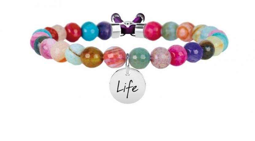 Agata Multicolor, Gioielli Kidult Symbols