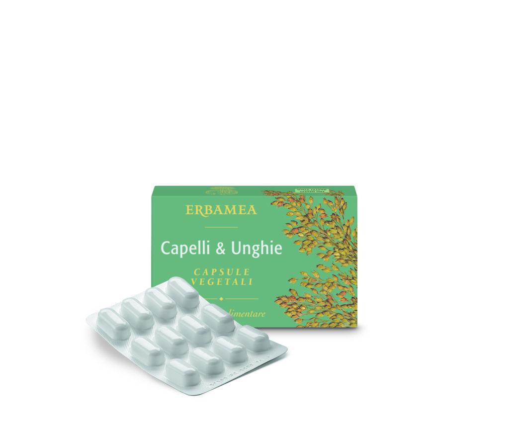 Capelli e Unghie Erbamea – 9,50€ 24 compresse