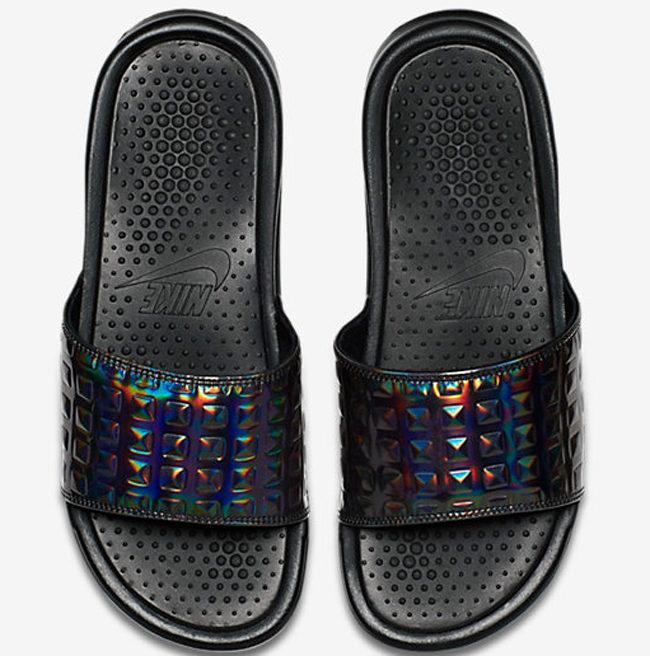 Ciabatte Benassi Just Do It Ultra Premium di Nike.