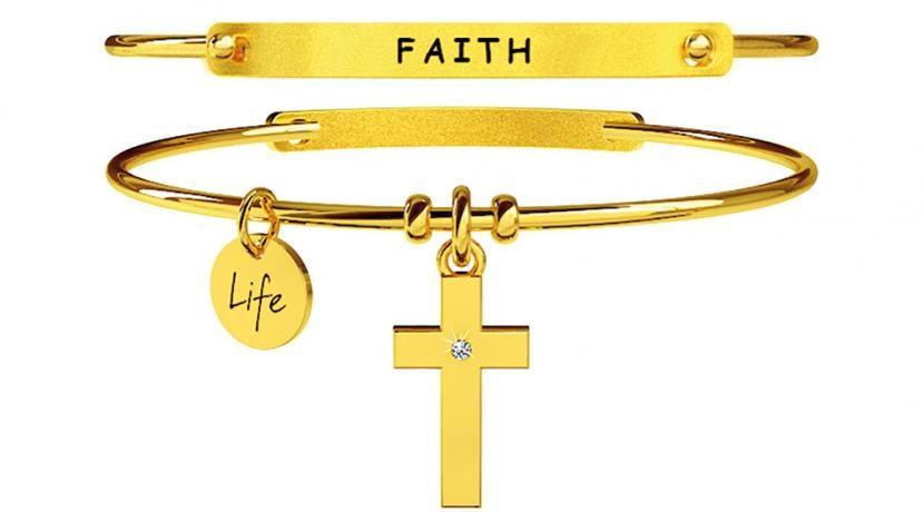 Croce fede, Linea Spirituality by Kidult