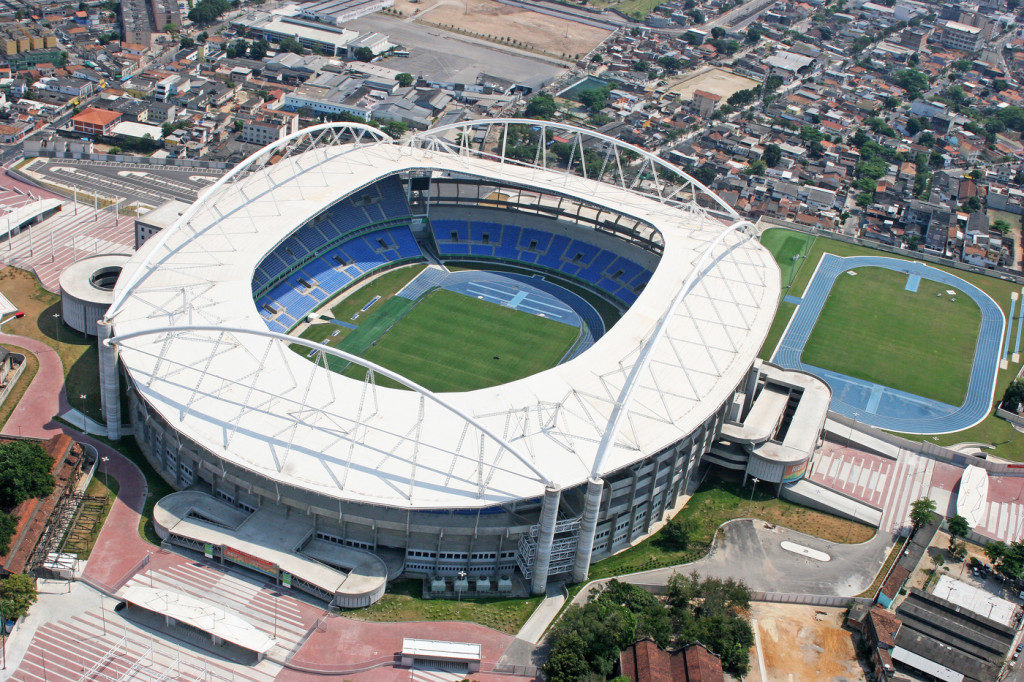 Estadio Nilton Santos