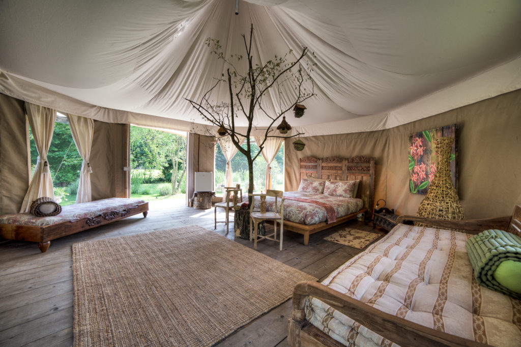 Glamping Canonici S. Marco
