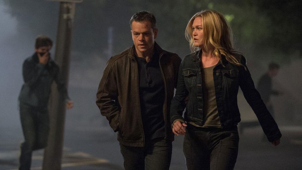 Matt Damone e Julia Stiles