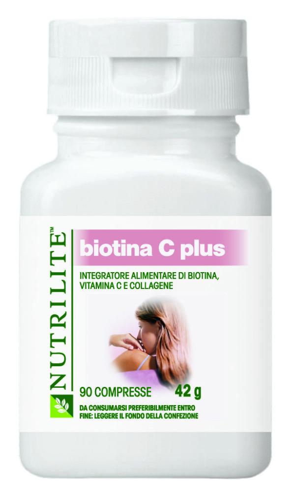 Biotina C Plus NUTRILITE – 23,61€ 90 compresse