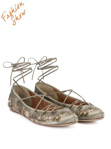 Scarpe lace up by Etro