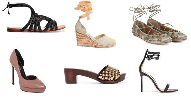 Sandali e non solo. Ecco le 10 scarpe must have dell'estate 2016!