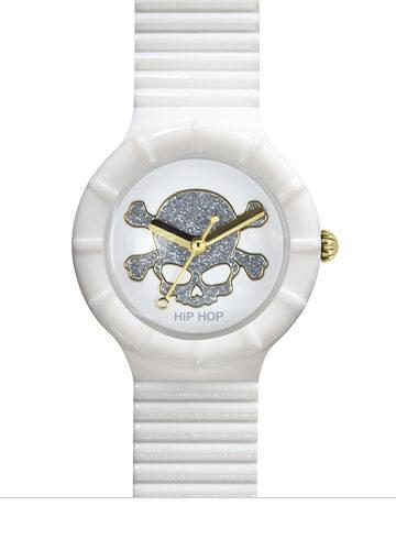 Skull white, Hip Hop orologi