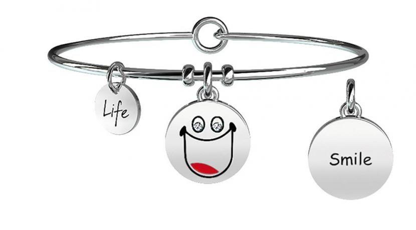Smile, gioielli Kidult Charity