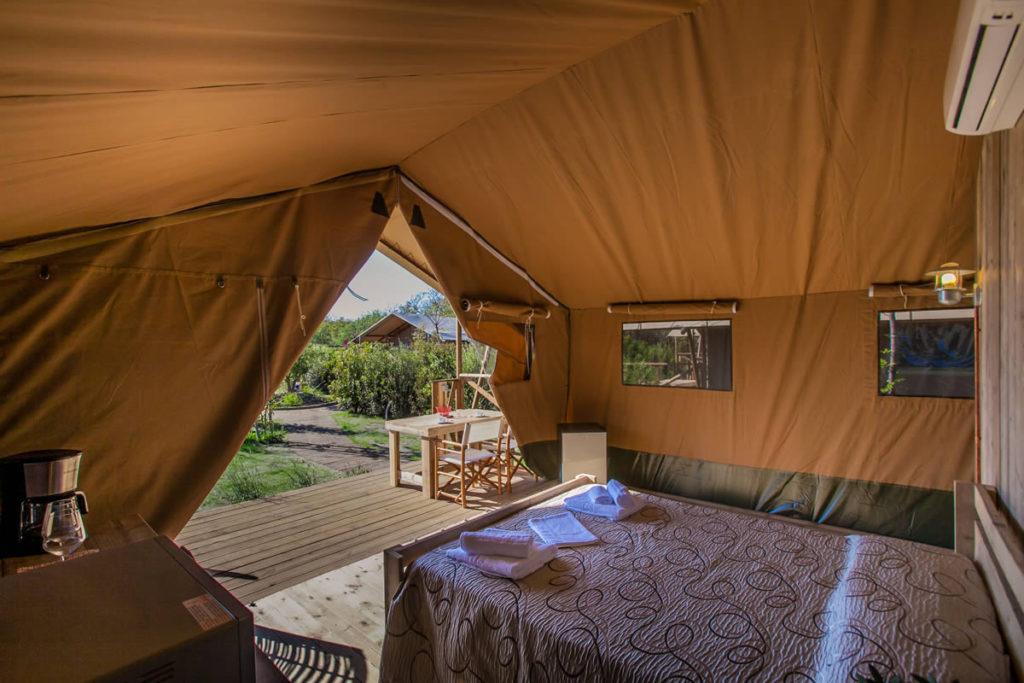Il Campeggio di Capalbio situato direttamente sul mare di Toscana - www.ilcampeggiodicapalbio.it