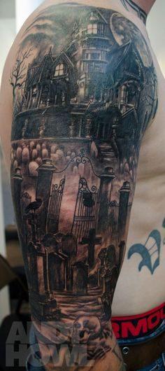 Tatuaggio gotico