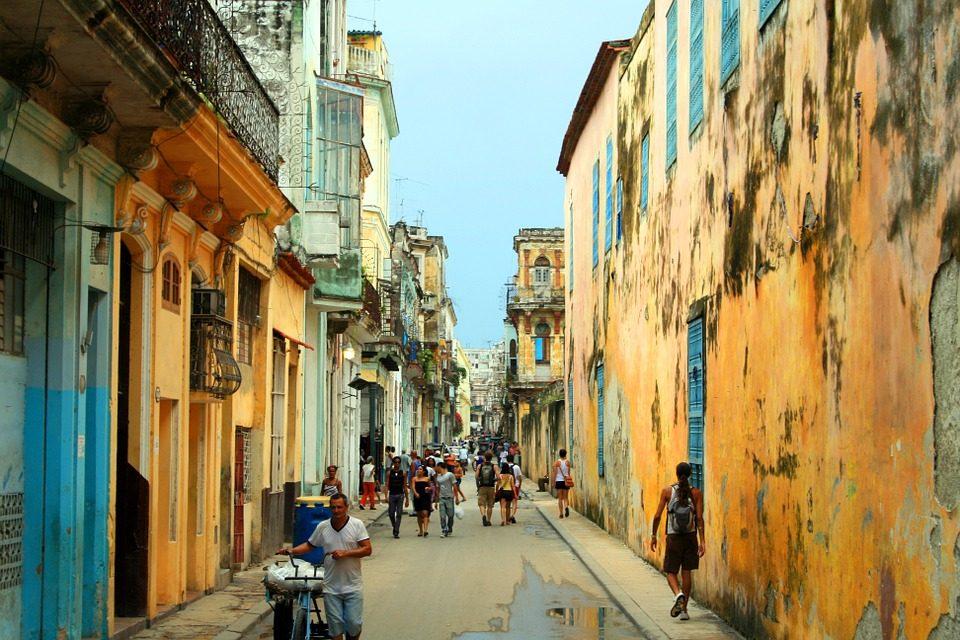 Viaggio di nozze a Cuba: Havana