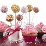 Cupcake e cake pops