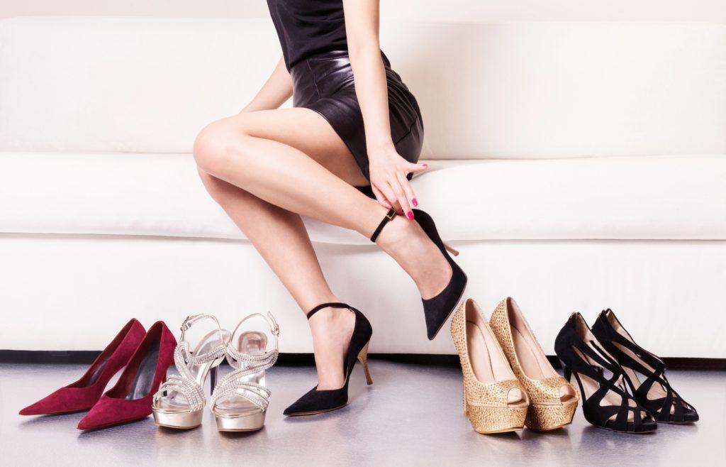Collezioni scarpe: guida all'uso