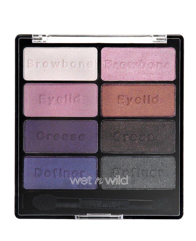 Wet n wild palette comfort zone