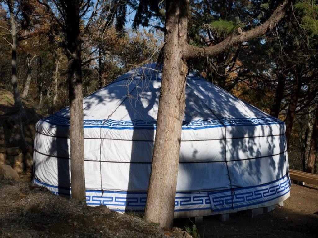 yurta al dodo village