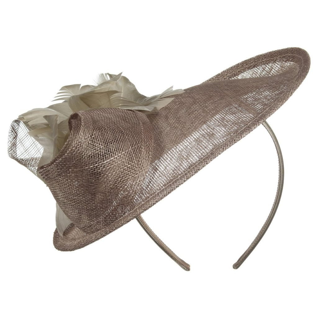Cappello da cerimonia modello Gita by Lierys.