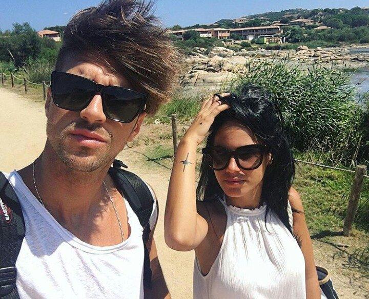 Andrea Damante e Giulia De Lellis