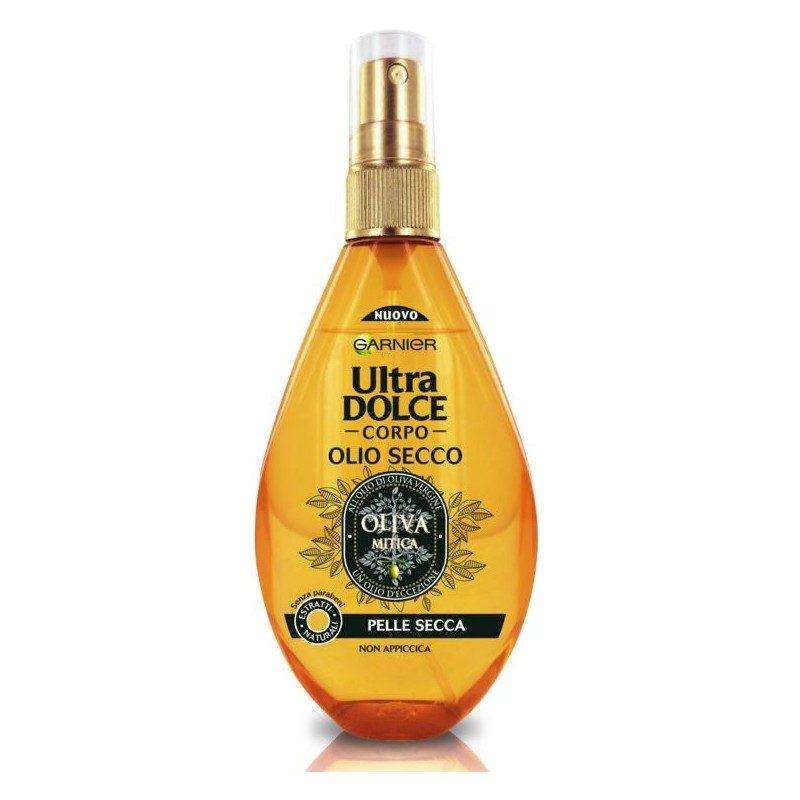 Ultra dolce corpo olio secco Oliva Mitica Garnier