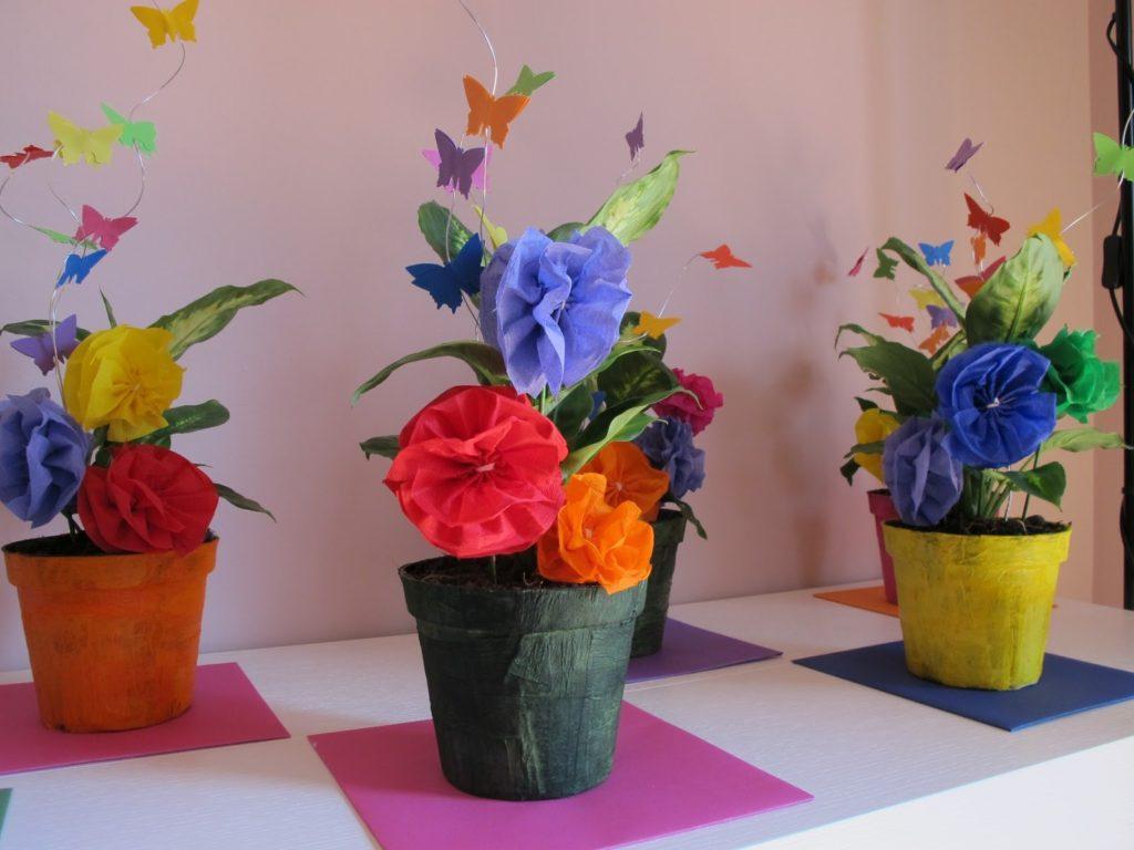 Farfalle Fai Da Te matrimonio fiori di carta - unadonna.it il magazine