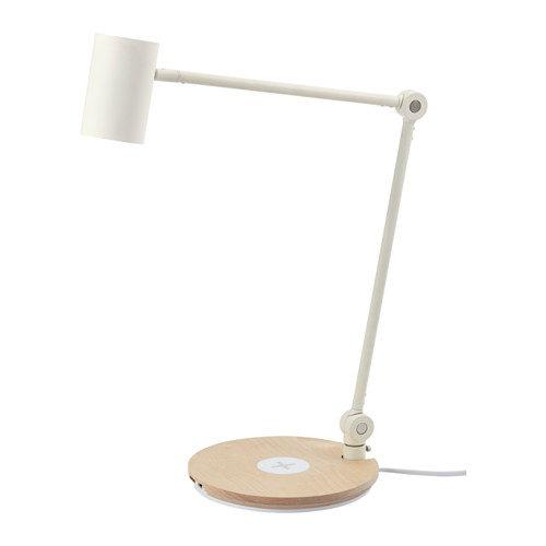 RIGGAD Lampada lavor LED/ricarica wireless.