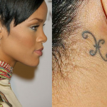 Tutti i tatuaggi di Rihanna
