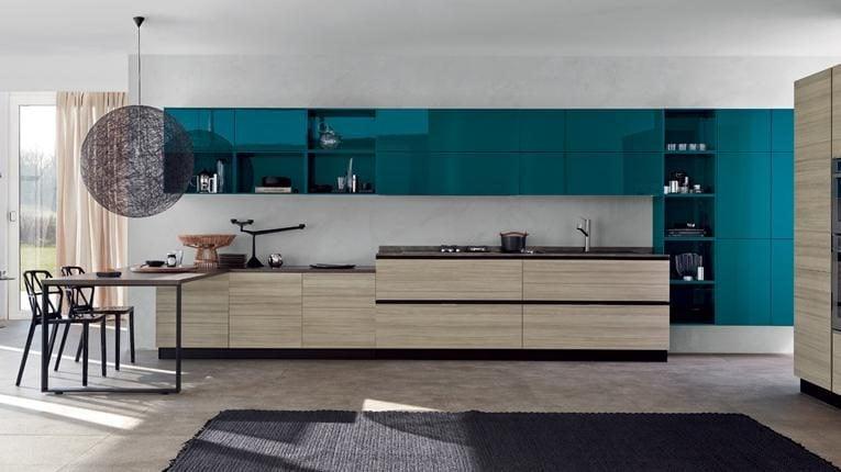 Abbinamento colori cucina unadonna - Colori per cucina moderna ...
