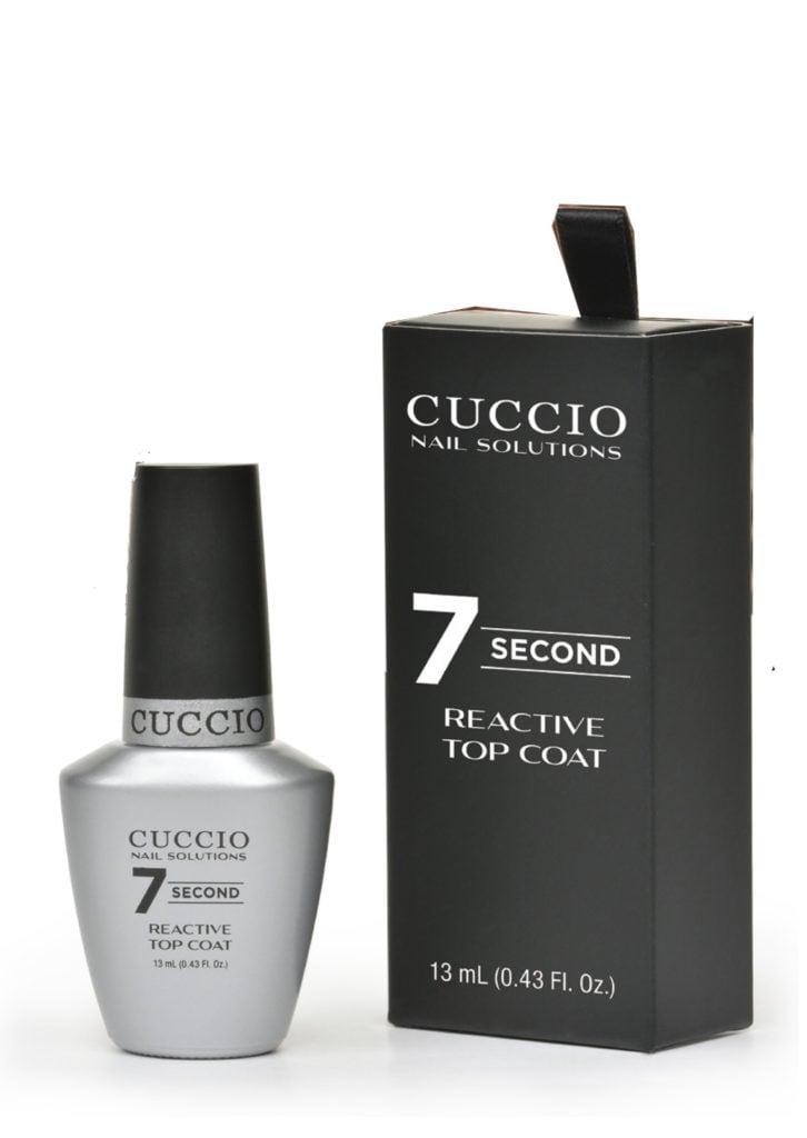Seven Second Reactive Top Coat - Cuccio – 21€