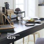 Ikea - Tavolo allungabile Ingator, 279 euro