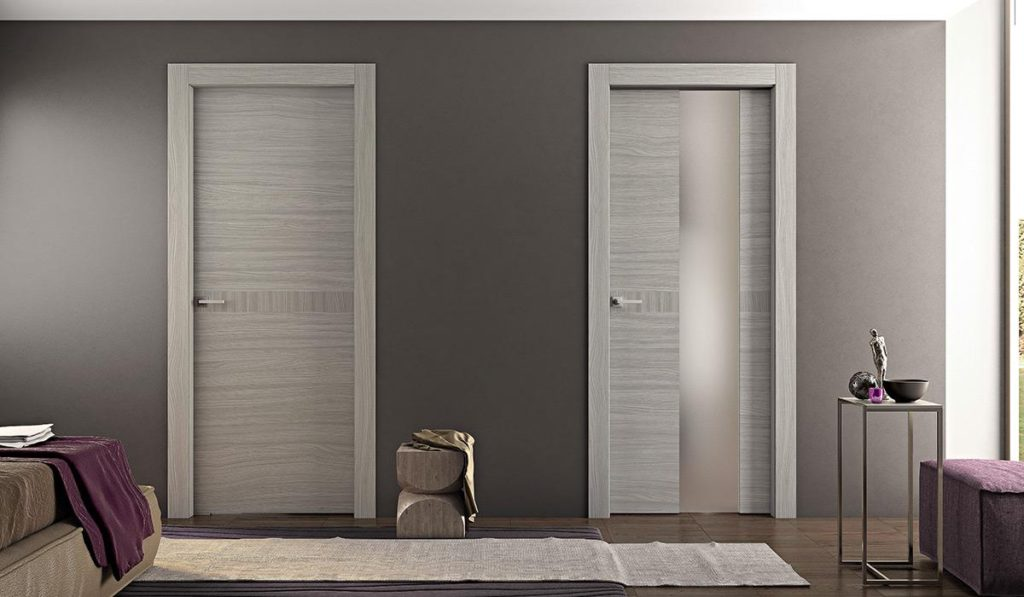 Pareti Interne Color Tortora : Arredare casa come scegliere il colore delle porte interne unadonna