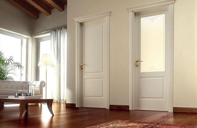 Arredare casa come scegliere il colore delle porte for Finestre pvc bianche