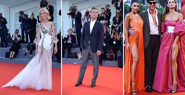 Tra eleganza sofisticata e scivoloni di stile, tutti i promossi e i bocciati del red carpet di Venezia 73!