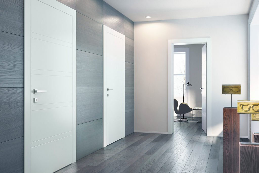 Arredare Casa Come Scegliere Il Colore Delle Porte Interne Unadonna