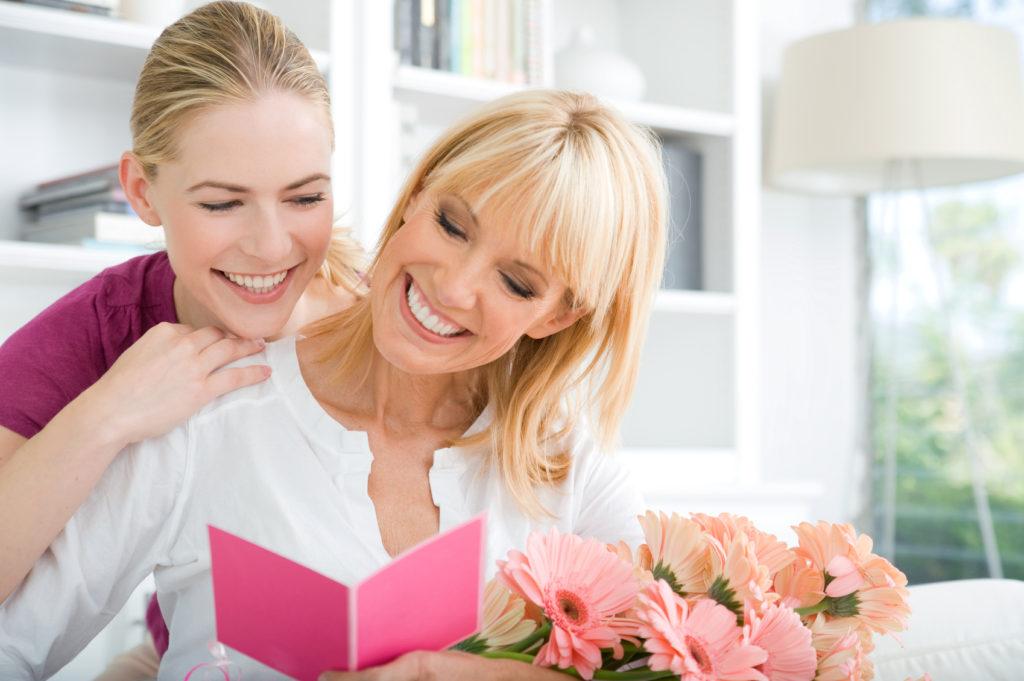 Mamma: il regalo giusto per ogni età