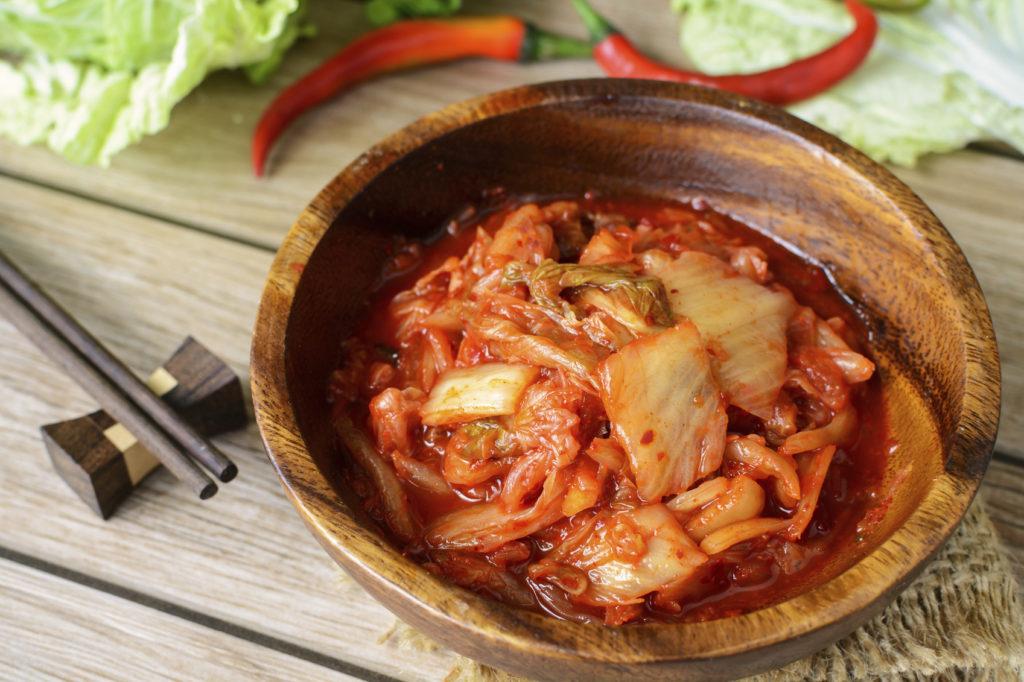 Kimchi: pietanza tradizionale della Corea