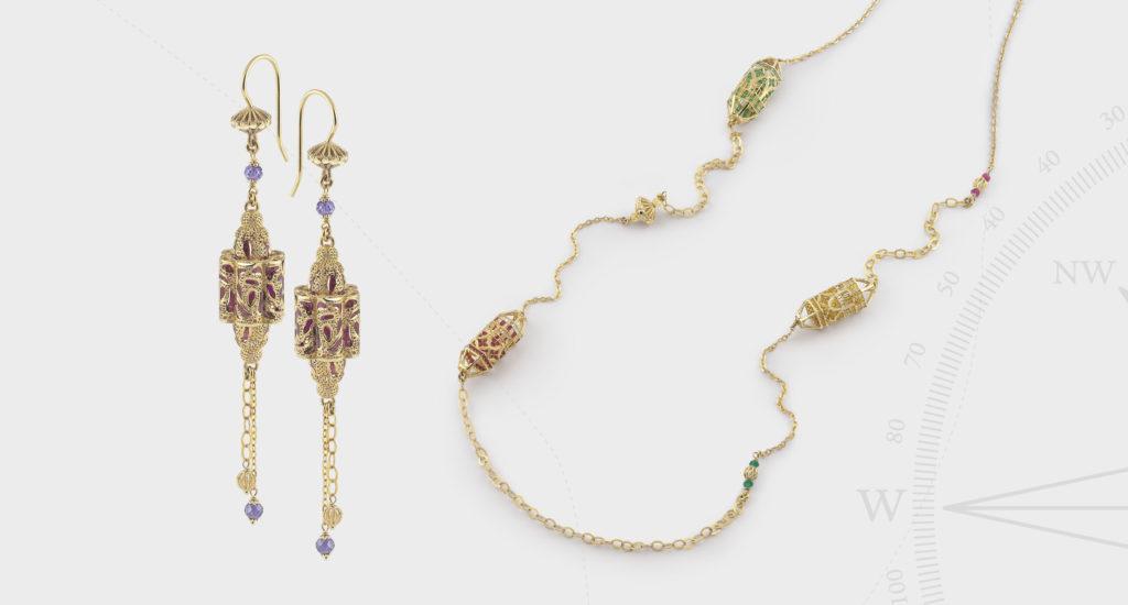 i gioielli della Sposa di Gerardo Sacco - le lanterne