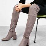 Bershka: stivali cuissard