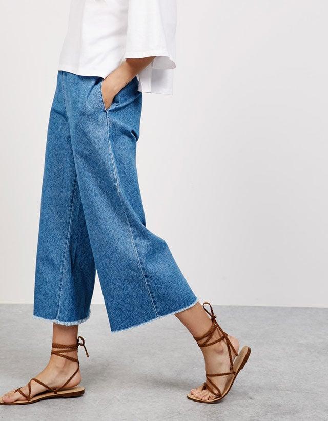 Bershka: jeans Cropped