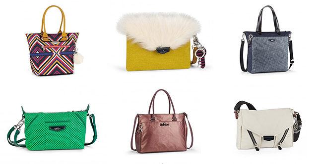 Colorate, casual e non convenzionali: le nuove borse Kipling sono perfette per ogni occasione.