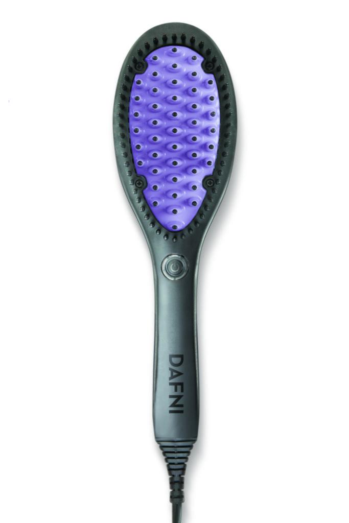 Capelli lisci in poco tempo con la nuova spazzola lisciante Dafni (199€)