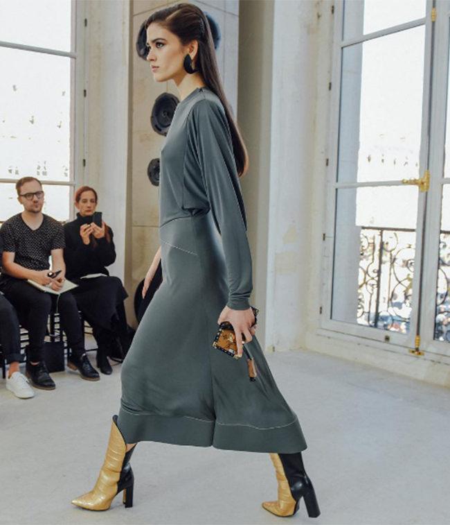 La collezione Louis Vuitton SS 2017.