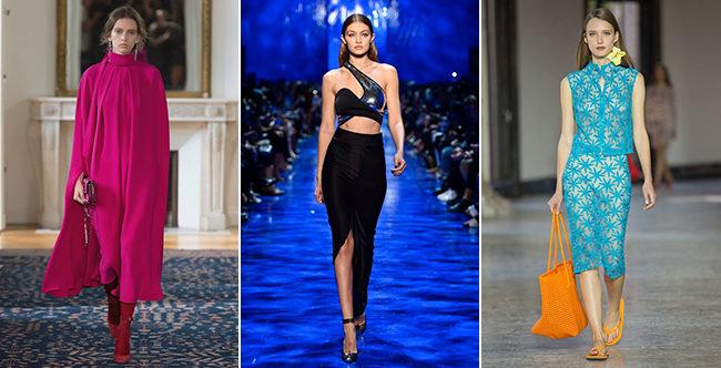 Dettagli scintillanti, trasparenze, colore e tanto altro: tutte le tendenze della Parigi Fashion Week SS 2017.