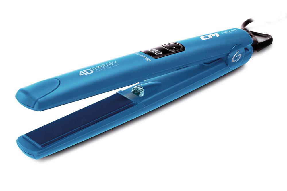 Piastra Iht Digital Ozone Ion di Gama, perfetta per realizzare capelli dritti (89.90€)