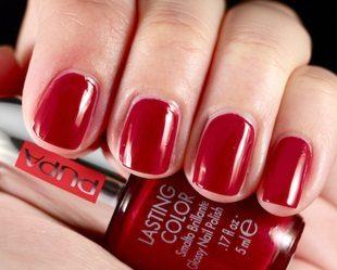 Pupa Lasting Color rosso 602