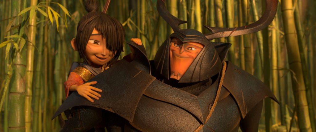 Scarabeo, il nuovo amico di Kubo, gli dà un passaggio -  Laika Studios/Focus Features
