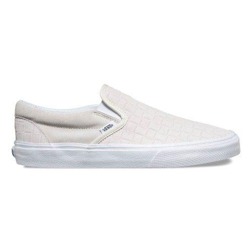 Vans, slip on bianca