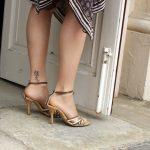 tatuaggio caviglia