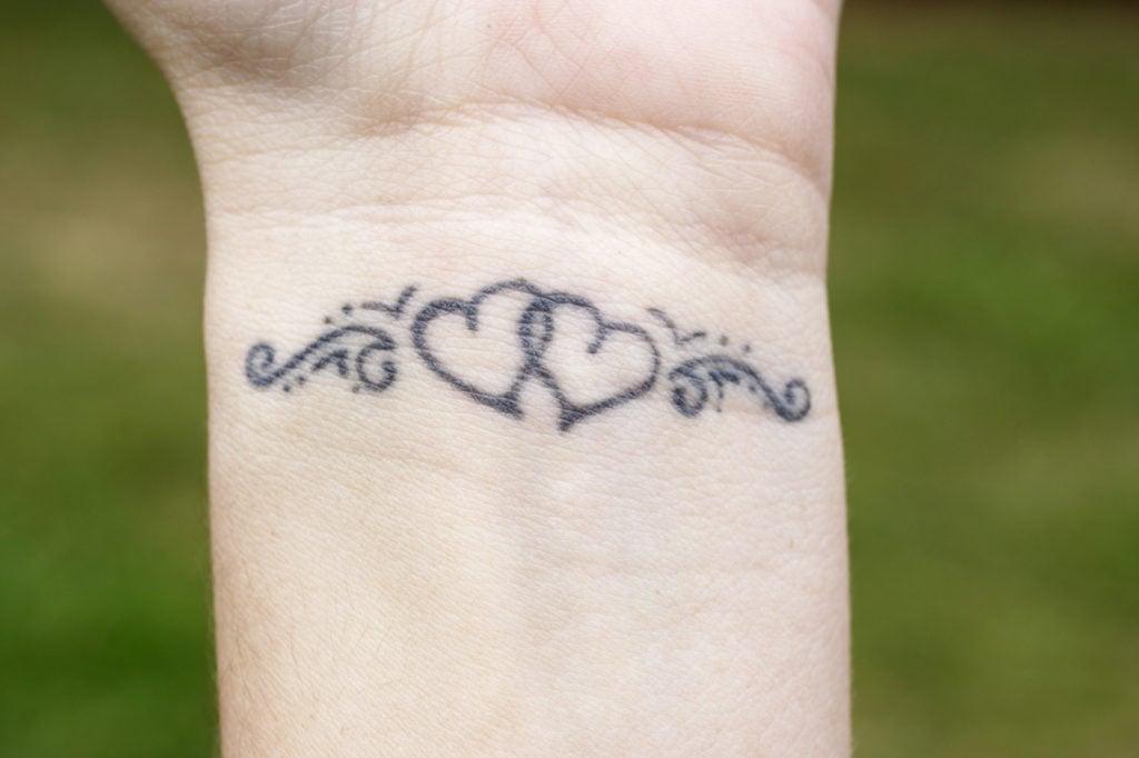 tatuaggio polso