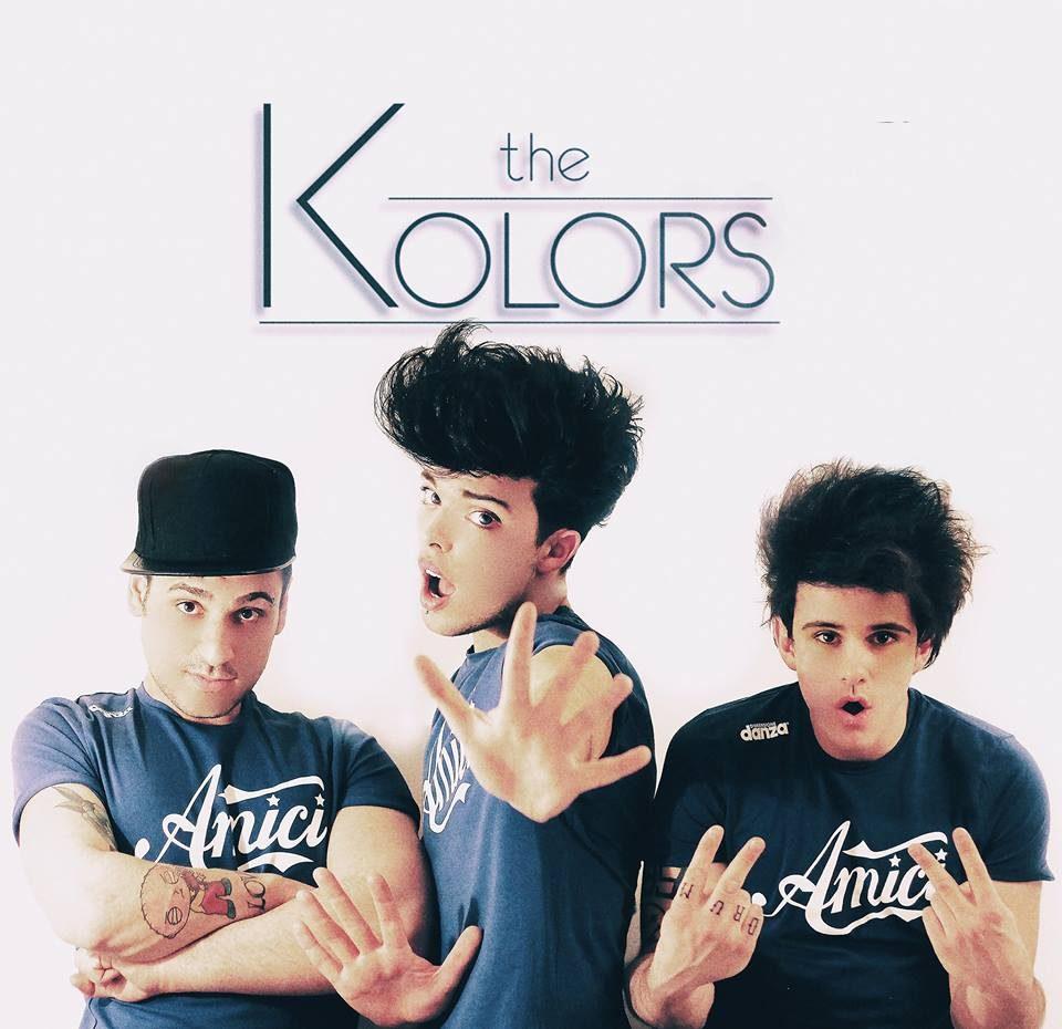 I The Kolors sono la prima band ad aver vinto Amici.