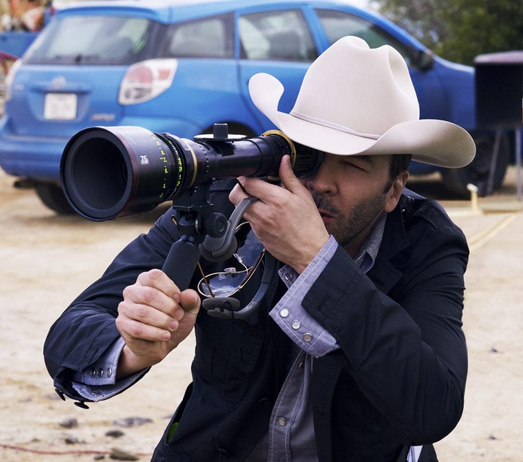 Tom Ford alla regia Credit: Merrick Morton/Focus Features