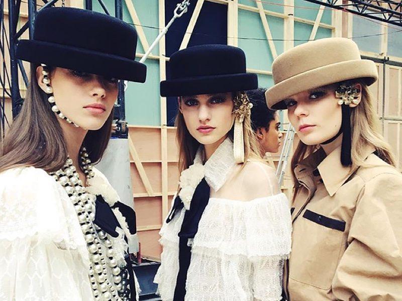 La collezione Chanel 2016.